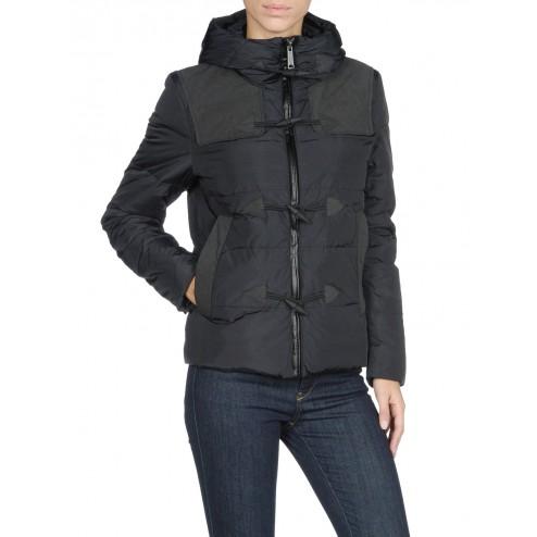 Diesel W-Betty Womens Puffer Jacket - Black