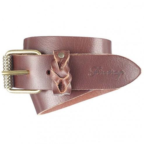 Firetrap Womens Couper Leather Belt - Brown