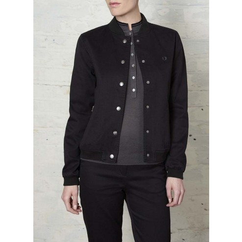 Fred Perry x Amy Winehouse Bomber Jacket