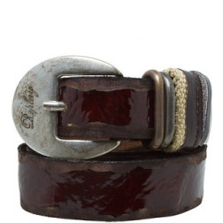 Replay AW2236 Women's Leather Belt - Brown