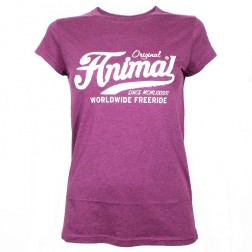 Animal Womens Allow Deluxe Long T-Shirt