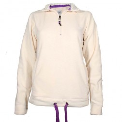 Animal Womens Sense 1/4 Zip Fleece Jumper