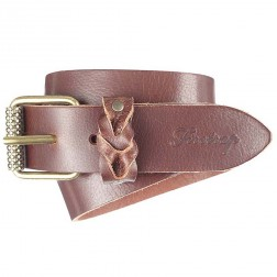 Firetrap Womens Couper Leather Belt - Brown