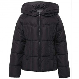 Firetrap Womens Black Padded Jacket