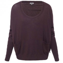 Firetrap Womens Gaia Port Loose Fit Knitted Top
