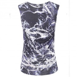 Firetrap Womens Runner Sleeveless Top - Blue
