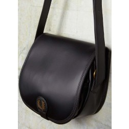 Fred Perry Womens Black Cartridge Bag