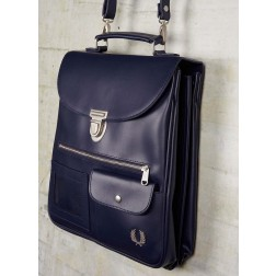 Fred Perry Womens Tall Saddle Bag